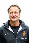 Nederland, Hoenderloo, 31 mei 2012.Persdag Nederlands Elftal.Rene Eijkelkamp, spits-trainer van Nederland