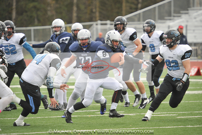 Chugiak-Eagle River Football.