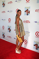LOS ANGELES - AUG 12:  Salli Richardson-Whitfield arrives at the 3rd Annual My Brother Charlie Family Fun Festival at Culver Studios on August 12, 2012 in Culver City, CA