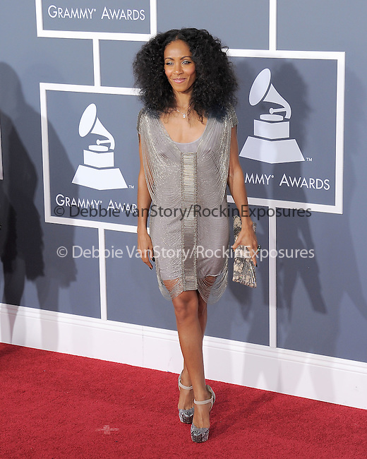 Jada Pinkett Smith attends The 53rd Annual GRAMMY Awards held at The Staples Center in Los Angeles, California on February 13,2011                                                                               © 2010 DVS / Hollywood Press Agency
