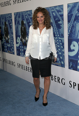 HOLLYWOOD, CA - SEPTEMBER 26: Amy Brenneman, at HBO'S DOCUMNETARY FILMS SPIELBERG LA PREMIERE at Paramount Studios on September 26, 2017 in Los Angeles, California. Credit: Faye Sadou/MediaPunch