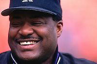 SAN FRANCISCO, CA - Portrait of manager Don Baylor of the Colorado Rockies before a game against the San Francisco Giants at Candlestick Park in San Francisco, California in 1994. Photo by Brad Mangin