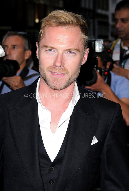 WWW.ACEPIXS.COM....US SALES ONLY....September 4, 2012, London, England.....Ronan Keating arriving at the GQ Men of the Year Awards at the Royal Opera House on September 4, 2012 in London.......By Line: Famous/ACE Pictures....ACE Pictures, Inc..Tel: 646 769 0430..Email: info@acepixs.com