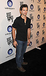 """LOS ANGELES, CA - OCTOBER 04: Stephen Lunsford arrives at the launch of """"Just Dance 3"""" at The Beverly on October 4, 2011 in Los Angeles, California."""