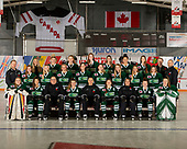 MORDEN, MB– Nov 4 2019: Team Saskatchewan during the 2019 National Women's Under-18 Championship at the Access Event Centre in Morden, Manitoba, Canada. (Photo by Matthew Murnaghan/Hockey Canada Images)