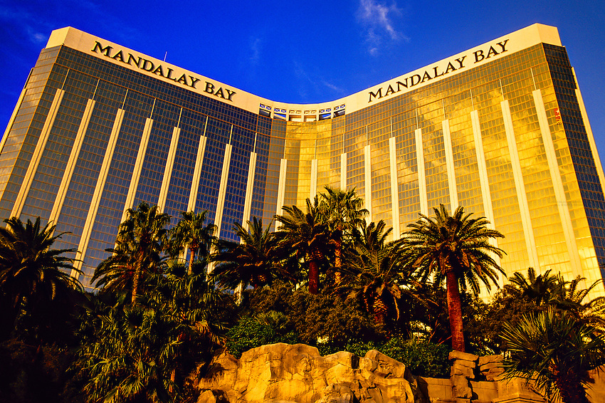 Mandalay Bay Hotel and Casino, Las Vegas Boulevard (the Strip