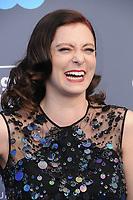 11 January 2018 - Santa Monica, California - Rachel Bloom. 23rd Annual Critics' Choice Awards held at Barker Hangar. <br /> CAP/ADM/BT<br /> &copy;BT/ADM/Capital Pictures