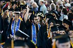 More than 600 graduates received more than 650 degrees during the 2019 commencement ceremony for Western Nevada College, in Carson City, Nev., on Monday, May 20, 2019. <br /> Photo by Cathleen Allison/Nevada Momentum