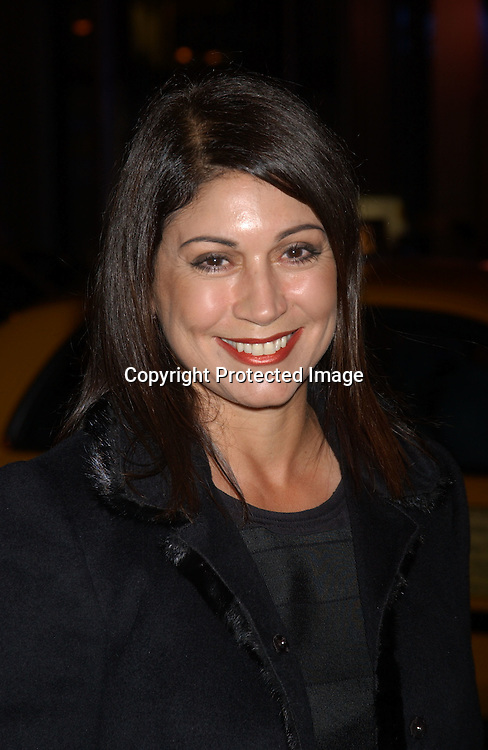 Caroline Hirsch                               ..at  Sinatra: His Voice, His World , His Way, Gala opening night at Radio City Music Hall on October 14, 2003 in New York City. Photo by Robin Platzer, Twin Images