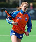 BLOEMENDAAL - Hockey- competitiewedstrijd Bloemendaal MA1-HDM MA1 .   COPYRIGHT KOEN SUYK