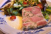 burgundian jambon persille parsley ham clos des langres ardhuy nuits-st-georges cote de nuits burgundy france