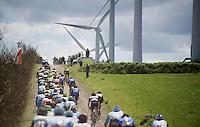 chasing windmills at the 33th Tro Bro Léon 2016