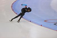 SCHAATSEN: SALT LAKE CITY: Utah Olympic Oval, 15-17-11-2013, Essent ISU World Cup, Shani Davis, ©foto Martin de Jong