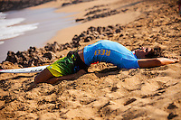 HONOLULU - (Saturday, November 24, 2012) Gabriel Medina (BRA).  -- The REEF Hawaiian Pro at Haleiwa Ali'i Beach wrapped up today with Sebastien 'Seabass'  Zietz (HAW) taking out first place ahead of defending Triple Crown Champion John John Florence (HAW) with fellow North Shore local Fred Patacchia (HAW) in third and Brazilian Alejo Muniz (BRA) in fourth. On the strength of the results both Zietz and Patacchia will qualify for the 2013 World Championship Tour.. Photo: joliphotos.com