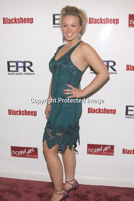 Leena Holland<br />The Winter LA Celebrity Charity Event to honor Sound Art and Black Sheep<br />Private Residence<br />West Hollywood, CA, USA<br />Sunday, December 05th, 2004<br />Photo By Celebrityvibe.com/Photovibe.com, <br />New York, USA, Phone 212 410 5354, <br />email: sales@celebrityvibe.com