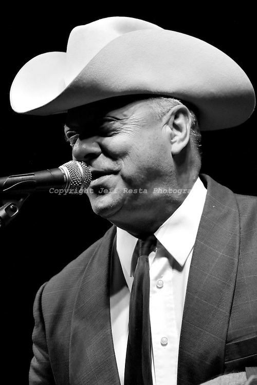 Junior Brown live concert at Granada Theater on October 2, 2009 in Dallas, TX.