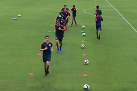 USMNT Training, September 9, 2018