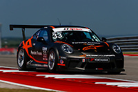 Porsche GT3 Cup Challenge USA<br /> Advance Auto Parts SportsCar Showdown<br /> Circuit of The Americas, Austin, TX USA<br /> Saturday 6 May 2017<br /> 33, CJ Wilson, GT3P, USA, 2017 Porsche 991<br /> World Copyright: Jake Galstad<br /> LAT Images