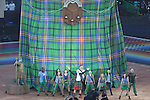 Glasgow 2014 Commonwealth Games<br /> <br /> Opening Ceremony<br /> Celtic Park<br /> <br /> 24.07.14<br /> ©Steve Pope-SPORTINGWALES