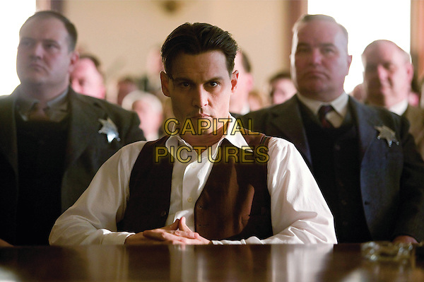 JOHNNY DEPP .in Public Enemies.*Filmstill - Editorial Use Only*.CAP/FB.Supplied by Capital Pictures.