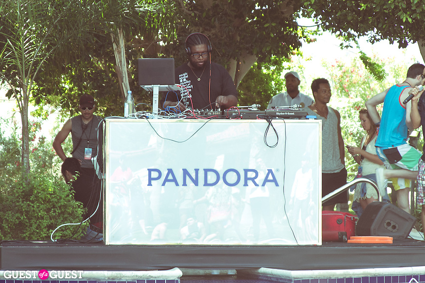 Pandora Indio Invasion Un-leashed By T-Mobile | Guest of a