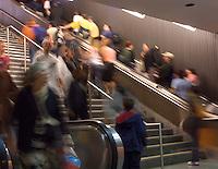 New York City commuters