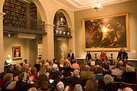 Oasis Quartet at Boston Athenaeum, Boston, MA