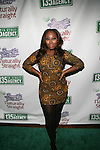 Geneva S. Thomas of VH-1 Blood Sweat and Heels Attends 135th Street Agency Holiday Party Featuring the Beautiful Textures 2014 Upfront! And Special Performance by Atlantic Records' Sevyn Streeter Hosted by Angela Yee, Angela Simmons and Sway Calloway Held at Arena, NY