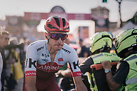 Maxim Belkov (RUS/Katusha) after the stage<br /> <br /> stage 21: Roma - Roma (115km)<br /> 101th Giro d'Italia 2018