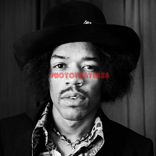 Jimi Hendrix 1967, US Jimi Hendrix stamp sheet source