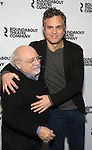 Danny DeVito and Mark Ruffalo attend the photocall for the Roundabout Theater Company production of Arthur Miller's 'The Price' at The Roundabout Theatre Studios on January 19, 2017 in New York City.