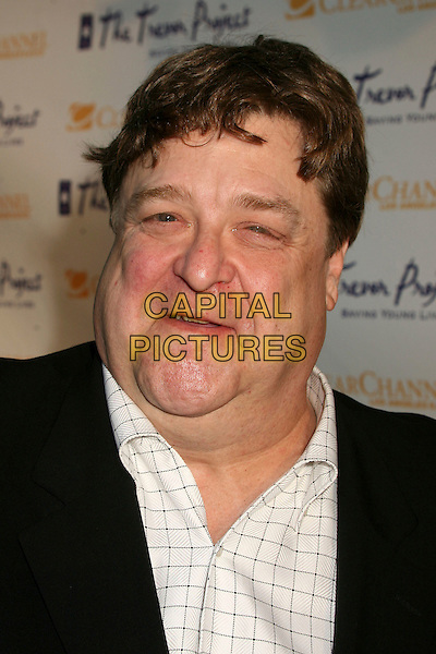 "JOHN GOODMAN.The Trevor Project's Cracked Xmas 9 ""Mistletoe, Mischief & Myrrh!"" at the Wiltern LG, Los Angeles, California, USA, 03 December 2006..portrait headshot funny.CAP/ADM/BP.©Byron Purvis/AdMedia/Capital Pictures."