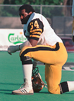 Larry Alexander HamiltonTiger Cats 1984. Copyright photograph Scott Grant/