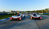 IMSA WeatherTech SportsCar Championship<br /> Sebring February Test<br /> Sebring, Florida, USA<br /> Thursday 22 February 2018<br /> #6 Acura Team Penske Acura DPi, P: Dane Cameron, Juan Pablo Montoya, Simon Pagenaud, #7 Acura Team Penske Acura DPi, P: Helio Castroneves, Ricky Taylor, Graham Rahal<br /> World Copyright: Richard Dole<br /> LAT Images