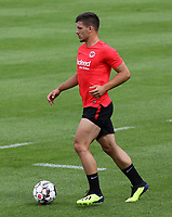 Luka Jovic (Eintracht Frankfurt) - 08.08.2018: Eintracht Frankfurt Training, Commerzbank Arena<br /> <br /> DISCLAIMER: <br /> DFL regulations prohibit any use of photographs as image sequences and/or quasi-video.