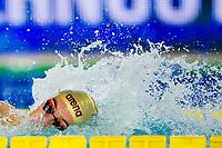 Gregorio Paltrinieri<br /> Fiamme Oro<br /> 1500 Stile Libero<br /> Stadio del Nuoto Riccione<br /> Campionati Italiani Nazionali Assoluti Nuoto Primaverili Fin <br /> Riccione Italy 19-04-2016<br /> Photo Andrea Masini/Deepbluemedia/Insidefoto