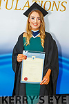 Christine McMahon (Currow) graduated with a  Bachelor of Arts (Honours) in Early Childhood Care and Education from the I T Tralee on Friday.
