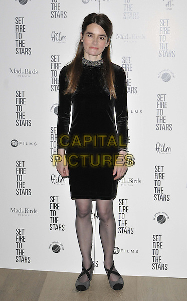 LONDON, ENGLAND - OCTOBER 28: Shirley Henderson attends the &quot;Set Fire To The Stars&quot; UK film premiere, The Ham Yard Hotel, Denman St., on Tuesday October 28, 2014 in London, England, UK. <br /> CAP/CAN<br /> &copy;Can Nguyen/Capital Pictures