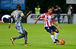 Tigres venció como local 1-0 a Atlético Junior. Fecha 12 Liga Águila I-2017.