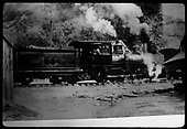 RGS #16 switching in Telluride yards.<br /> RGS  Telluride, CO  ca. 1900-1920
