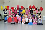 Cheerleading Class (Collide Dance Association) at the Open Day at the Old Abbey Dance Studio...Photo NEWSFILE/Jenny Matthews.(Photo credit should read Jenny Matthews/NEWSFILE)....This Picture has been sent you under the condtions enclosed by:.Newsfile Ltd..The Studio,.Millmount Abbey,.Drogheda,.Co Meath..Ireland..Tel: +353(0)41-9871240.Fax: +353(0)41-9871260.GSM: +353(0)86-2500958.email: pictures@newsfile.ie.www.newsfile.ie.FTP: 193.120.102.198.