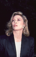 Faye Dunaway by Jonathan Green<br /> 1987