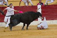 Semifinal Iscar, Liga del Corte Puro 28 agosto 2013