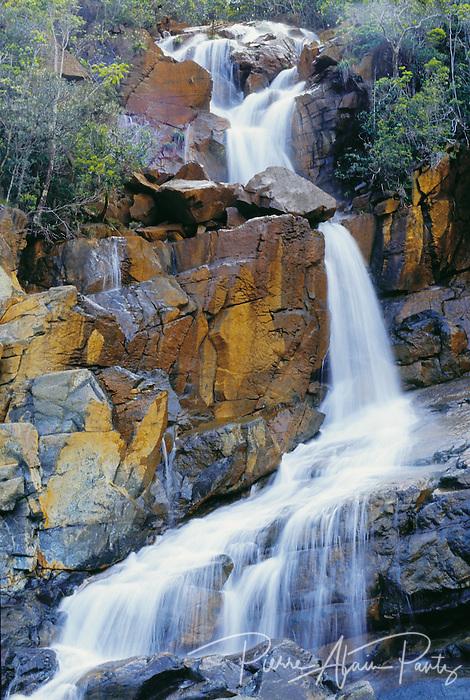 cascade  de Yaté