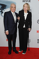 NEW YORK, NY - JUNE 10: Martin Scorsese and Helen Morris at the Netflix World Premiere of Rolling Thunder Revue: A Bob Dylan Story By Martin Scorsese at Alice Tully Hall in New York City on June 10, 2019. <br /> CAP/MPI/JP<br /> ©JP/MPI/Capital Pictures