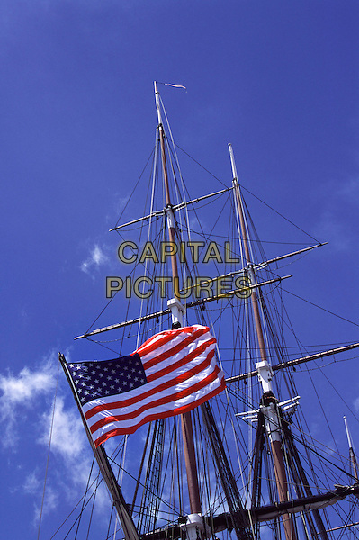 USS Constitution, Charlestown Naval Yard, Boston, Massachusetts, New England, USA