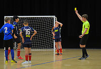 Futsal. 2019 AIMS games at Bay Park in Tauranga, New Zealand on Wednesday, 11 September 2019. Photo: Dave Lintott / lintottphoto.co.nz