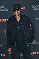 LOS ANGELES - OCT 24: Jackie Jackson at The Estate of Michael Jackson and Sony Music present Michael Jackson Scream Halloween Takeover at TCL Chinese Theatre IMAX on October 24, 2017 in Los Angeles, California
