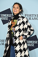 Jasmine Helmsley at the launch party for Skate at Somerset House, London, UK. <br /> 14 November  2017<br /> Picture: Steve Vas/Featureflash/SilverHub 0208 004 5359 sales@silverhubmedia.com