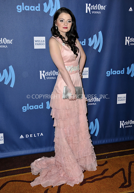 WWW.ACEPIXS.COM......April 20, 2013, Los Angeles, CA.....Dakota Hood arriving at the 24th Annual GLAAD Media Awards held at the JW Marriott Los Angeles at L.A. LIVE on April 20, 2013 in Los Angeles, California. ..........By Line: Peter West/ACE Pictures....ACE Pictures, Inc..Tel: 646 769 0430..Email: info@acepixs.com
